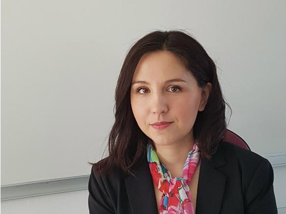 Inštruktorica Snežana za predmet Računovodstvo, Poslovne finance