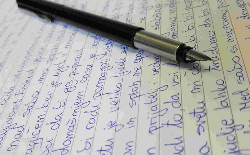 pisanje eseja na maturi