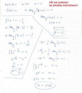 matematika na maturi koraki pri postopku