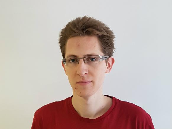 Inštruktor Žan Ž. za predmet matematika, fizika, kemija