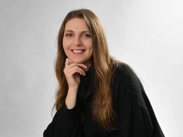 Inštruktorica Urška P. za jezik angleščina, nemščina